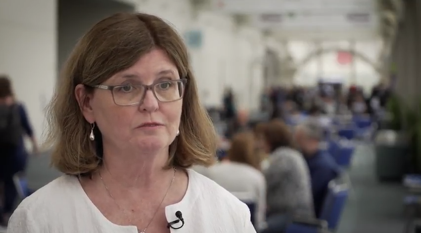 Eileen G Collins, ATS 2018 –  Improving physical activity in patients with COPD