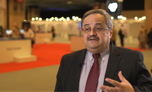 Nicola A Hanania, ERS 2018 – Biologics in asthma and COPD management