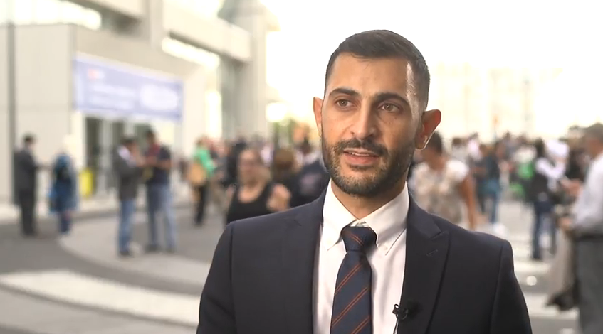 Marios Panagiotou, ERS 2018 – Daily physical activity in patients with severe eosinophilic asthma