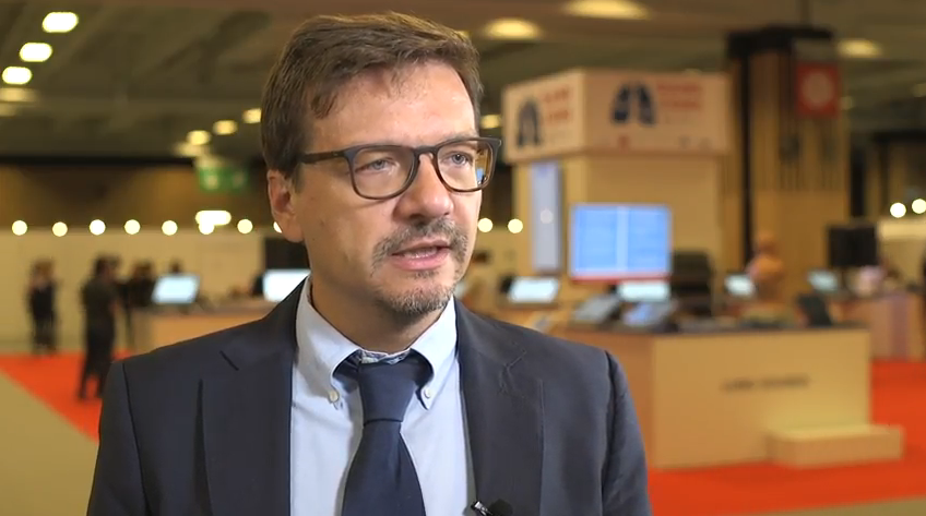 Andrea Aliverti, ERS 2018 – New technologies in respiratory medicine