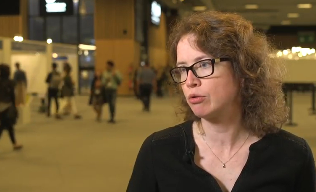 Claire Andréjak, ERS 2018 – Clinical assessment of patients with NTM and its impact on patient care