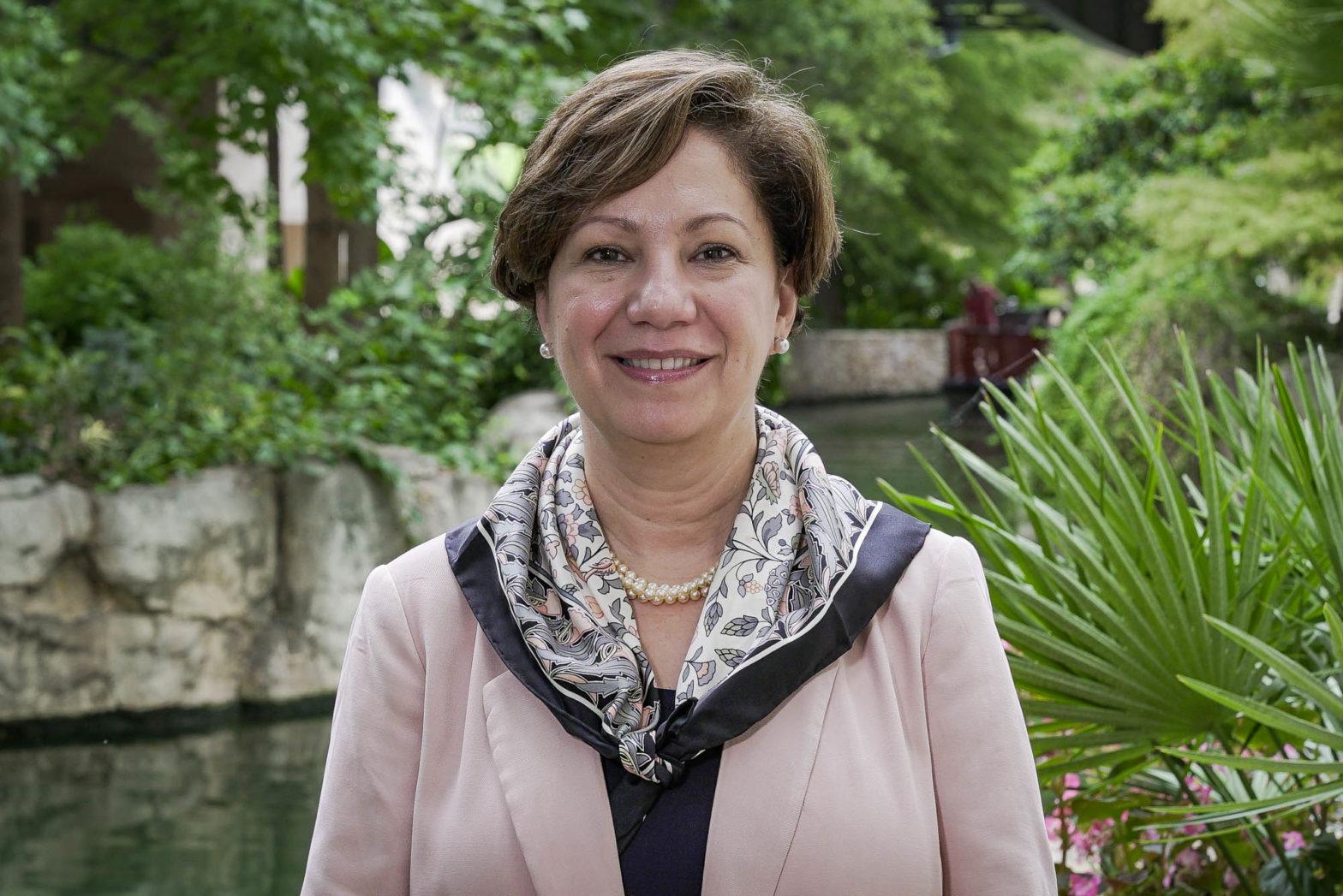 M Patricia Rivera, CHEST 2018 – Lung cancer update