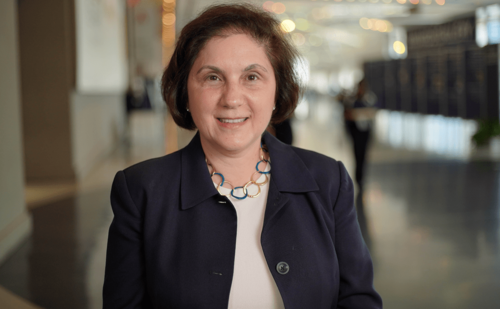 Carolyn D'Ambrosio, ATS 2019 – Sleep in Critically Ill Patients
