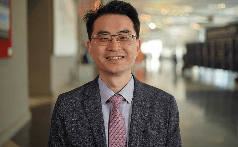Don Sin, ATS 2019 – COPD – A Disease of Accelerated Aging