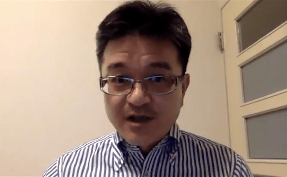 Hiroki Tateno – Novel CureApp for smoking cessation