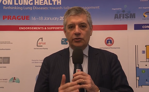 8th International Workshop on Lung Health – Prof. Francesco Blasi