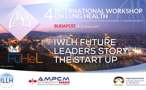 <b>8th International Workshop on Lung Health—FUHeL Mentoring Programme</b>
