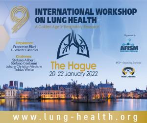 9th International Workshop on Lung Health 2022